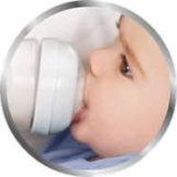 سر شیشه فیلیپس اونت مناسب برای نوزادان از بدو تولد Avent philips